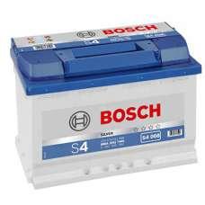 Автомобильный аккумулятор BOSCH (S4008) 74Ач