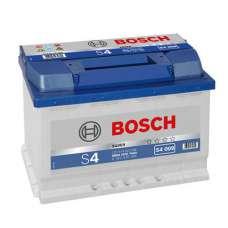 Автомобильный аккумулятор BOSCH (S4009) 74Ач
