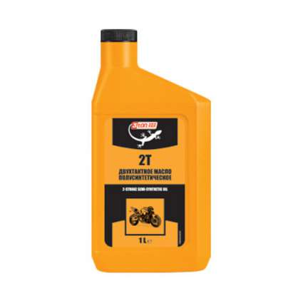 3ton SUPER 2T API TC полусинтетическое моторное масло для 2-х тактных двигателей