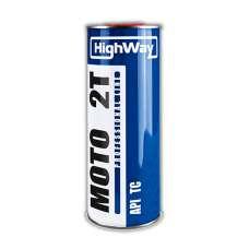 Highway 2T API TC полусинтетическое масло для 2-х тактных двигателей
