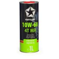 VERYLUBE 10W-60 4Т MA синтетическое моторное масло