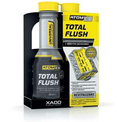 ATOMEX TOTAL FLUSH Очиститель маслосистемы