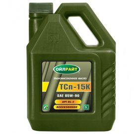 OILRIGHT ТСП-15К 85W-90 80W-90 GL-3 минеральное трансмиссионное масло