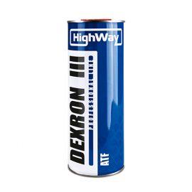 HighWay ATF DEXRON III трансмиссионное масло