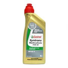 Castrol Syntrans Multivehicle 75W-90 синтетическое трансмиссионное масло