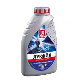 LUKOIL TM-4 80W-90 GL-4 минеральное трансмиссионное масло