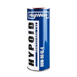 HighWay 80W-90 GL-4 минеральное трансмиссионное масло