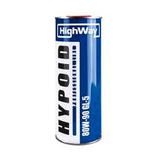 HighWay 80W-90 GL-5 минеральное трансмиссионное масло