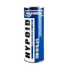 HighWay 75W-90 GL-4/5 полусинтетическое трансмиссионное масло