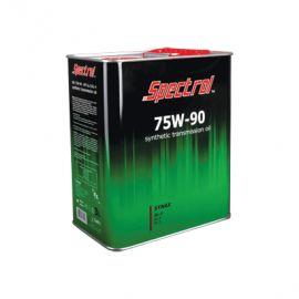 Spectrol Synax 75W-90 GL-4/5  синтетическое трансмиссионное масло