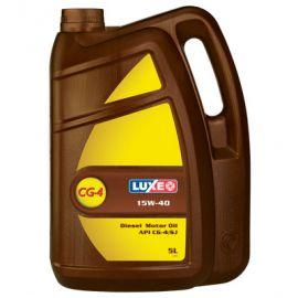 LUXЕ Diesel 15W-40 CG-4/SJ минеральное моторное масло