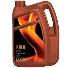 LUXЕ GOLD Power Drive 15W-40 SL/CF минеральное моторное масло