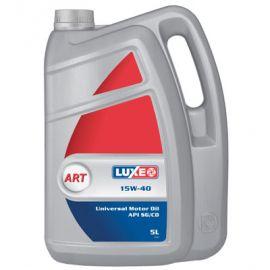 LUXЕ Standard 15W-40 SG/CD минеральное моторное масло