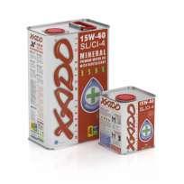 XADO Atomic Oil 15W-40 SL/CI-4 минеральное моторное масло (20л)