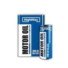 HighWay 10W-30 CG-4/SJ минеральное моторное масло