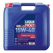 Liqui Moly Touring High Tech Super SHPD 15W-40 CH-4/SL минеральное моторное масло