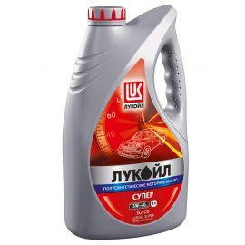 LUKOIL Super 15W-40 SG/CD минеральное моторное масло