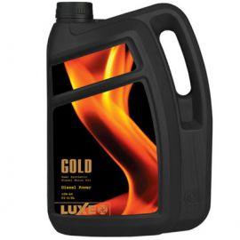 LUXЕ GOLD Diesel Power 10W-40 CI-4/SL полусинтетическое моторное масло