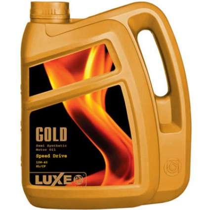 LUXЕ GOLD Speed Drive 10W-40 SL/CF полусинтетическое моторное масло