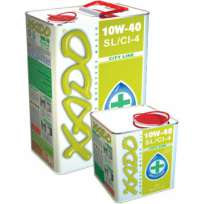 XADO Atomic Oil 10W-40 SL/CI-4 City Line минеральное моторное масло (20л)