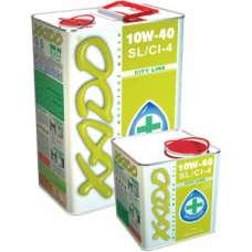XADO Atomic Oil 10W-40 SL/CI-4 City Line минеральное моторное масло