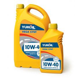 YUKOIL VEGA SYNT 10W-40 SG/CD полусинтетическое моторное масло