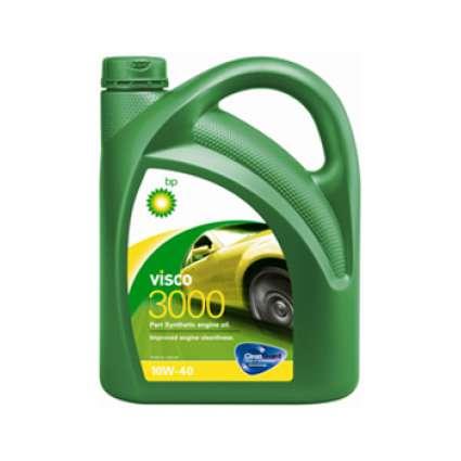 BP Visco 3000 10W-40 полусинтетическое моторное масло