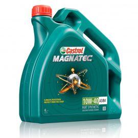 Castrol MAGNATEC 10W-40 A3/B4 полусинтетическое моторное масло
