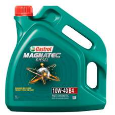 Castrol MAGNATEC Diesel 10W-40 B4 полусинтетическое моторное масло