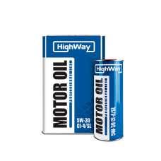 HighWay 5W-30 CI-4/SL полусинтетическое моторное масло