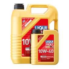Liqui Moly Diesel Leichtlauf 10W-40 CF полусинтетическое моторное масло