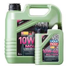 Liqui Moly Molygen New Generation 10W-40 SL/CF полусинтетическое моторное масло