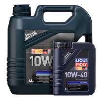 Liqui Moly Optimal 10W-40 SL/CF полусинтетическое моторное масло