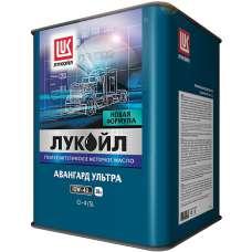 LUKOIL Авангард Ультра 10W-40 CI-4/SL полусинтетическое моторное масло