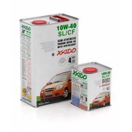 XADO Atomic Oil 10W-40 SL/CF полусинтетическое моторное масло (20л)