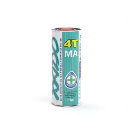 XADO Atomic Oil 10W-40 4T MA Super Synthetic синтетическое моторное масло (20л)