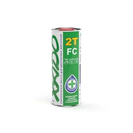 XADO Atomic Oil 2T FC синтетическое моторное масло (20л)