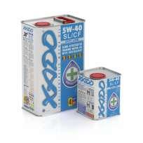 XADO Atomic Oil 5W-40 SL/CF City Line полусинтетическое моторное масло (20л)