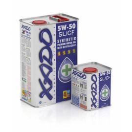 XADO Atomic Oil 5W-50 SL/CF синтетическое моторное масло (20л)
