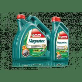 Castrol MAGNATEC 5W-30 A1 синтетическое моторное масло