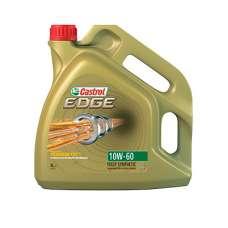 Castrol EDGE 10W-60 Titanium синтетическое моторное масло