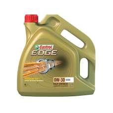 Castrol EDGE 0W-30 A3/B4 Titanium синтетическое моторное масло