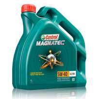 Castrol MAGNATEC 5W-40 A3/B4 синтетическое моторное масло