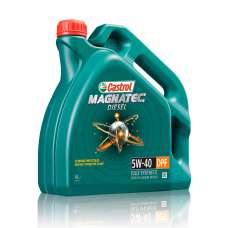 Castrol MAGNATEC Diesel 5W-40 DPF синтетическое моторное масло