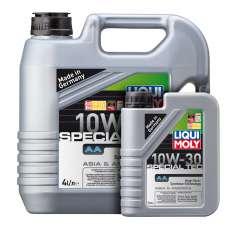 Liqui Moly Leichtlauf Special AA 10W-30 SN/CF полусинтетическое моторное масло