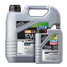 Liqui Moly Leichtlauf Special AA 5W-20 SM синтетическое моторное масло
