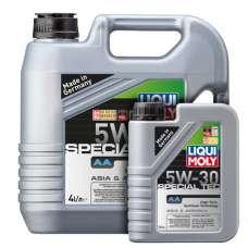 Liqui Moly Leichtlauf Special AA 5W-30 SN/CF синтетическое моторное масло