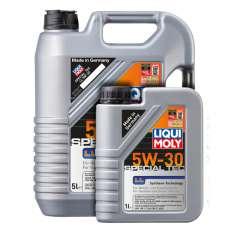 Liqui Moly Leichtlauf Special LL 5W-30 SL/CF синтетическое моторное масло