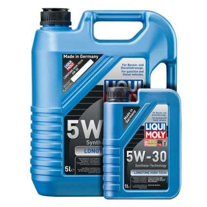 Liqui Moly Longtime High Tech 5W-30 SM/CF синтетическое моторное масло