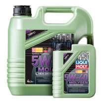 Liqui Moly Molygen New Generation 5W-40 SN/CF синтетическое моторное масло